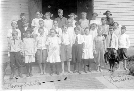 Stanley andWendell School Class