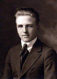 Stanley Addison Pemberton graduation