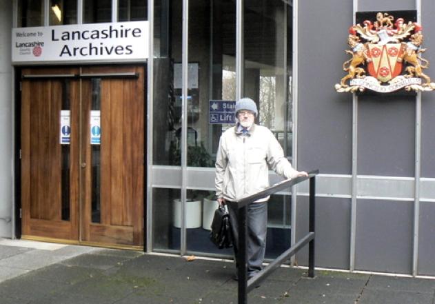 Lancashire Archives